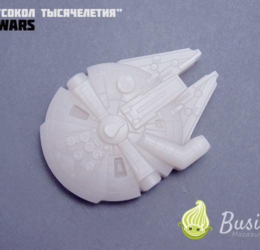 Мыло Сокол тысячелетия Star wars