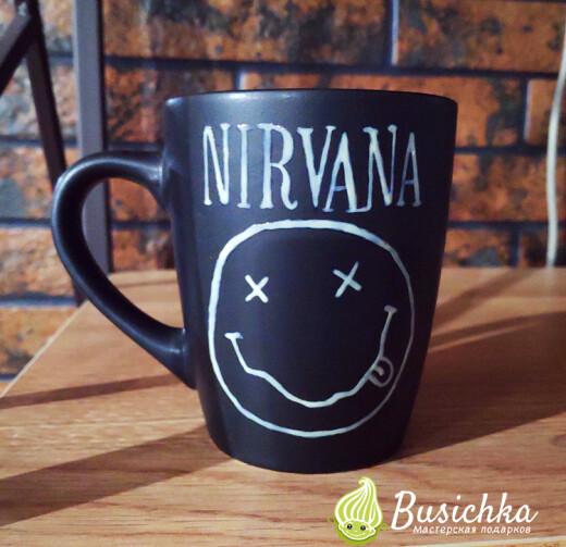 Чашка Nirvana
