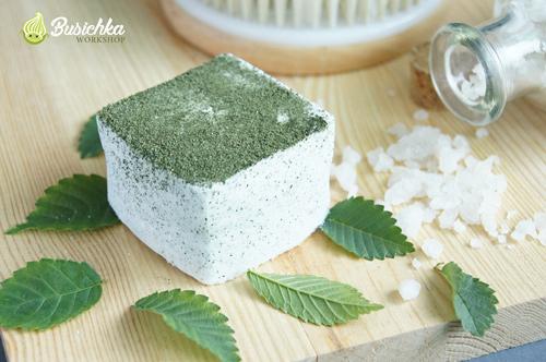Бомбочка для ванны Мятный десерт